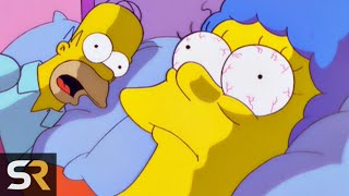 Video 10 Dark Secrets About Homer And Marge Simpson's Marriage MP3, 3GP, MP4, WEBM, AVI, FLV Agustus 2018