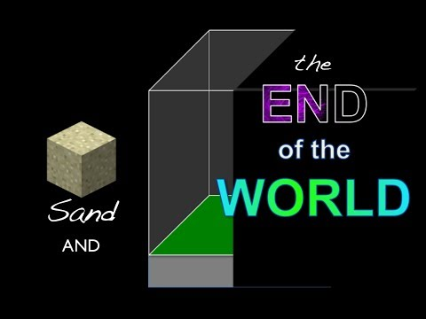 Sand and the end of the world