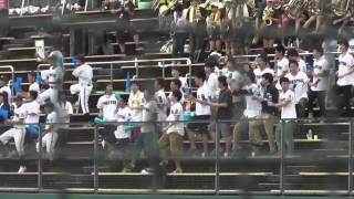 【あまちゃん】の音楽が高校野球応援でも使われていた。