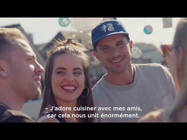 Coke x Meals | Meet the Friends