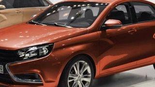Продажи Lada Vesta стартуют вечером 24 ноября