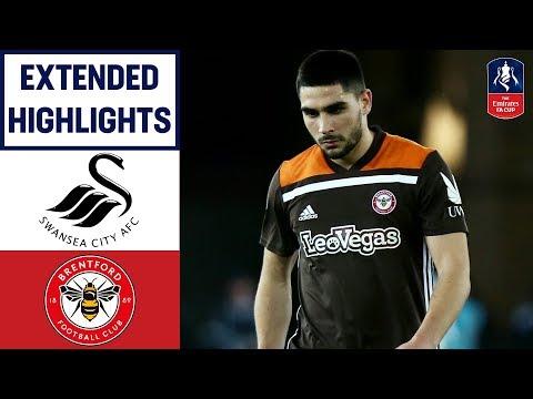 Swans Mount Sensational Comeback! | Swansea 4-1 Brentford | Emirates FA Cup 18/19 - Thời lượng: 10 phút.