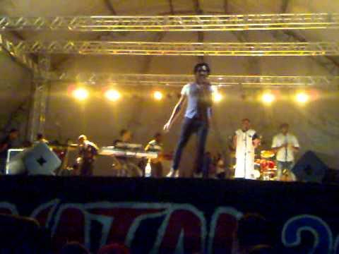 Bady Reis no Celebrando ao Rei Jesus 2011 em Várzea da Roça Ba.