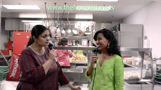 A tour of Nashua Soup Kitchen with Shefali Desai Kalyani