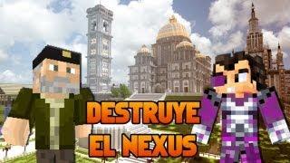 EL EQUIPO MALDITO!! - Destruye El Nexus c/ Vegetta - MINECRAFT