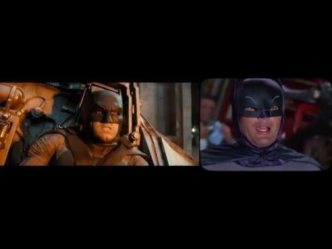 Batman v Superman Side by Side Shot by Shot Remake!