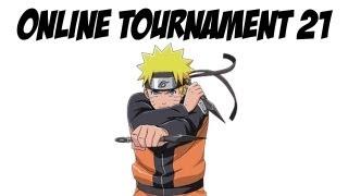 Naruto Shippuden Ultimate Ninja Storm Generations - Online Tournament 21