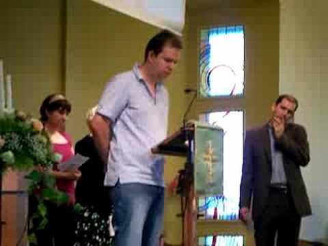 My Christian Testimony