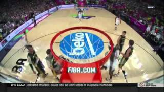 Fiba 2014 World Cup Semifinals USA 96 Lithuania 68