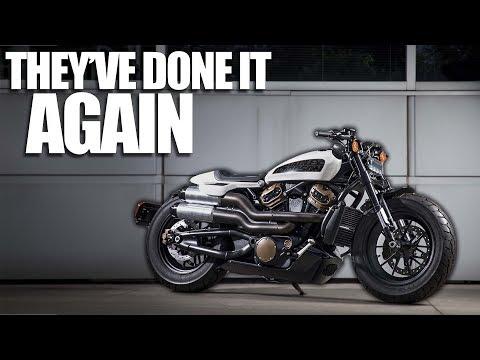 Harley Has Done It... AGAIN - Thời lượng: 10 phút.