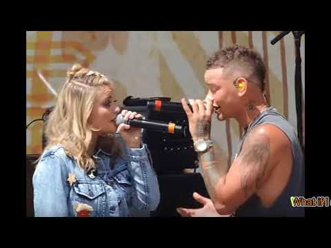 Kane Brown Ft. Lauren Alaina - What Ifs (Lyrics)