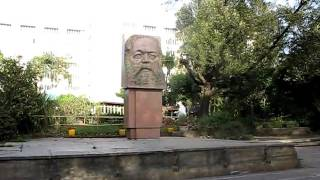 Statue Of Karl Marx - Addis Ababa University