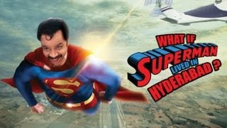 Video What if Superman Lived in Hyderabad ? - Ep 01 of Web Series (with SubTitles) || Anand Ranga MP3, 3GP, MP4, WEBM, AVI, FLV Mei 2018