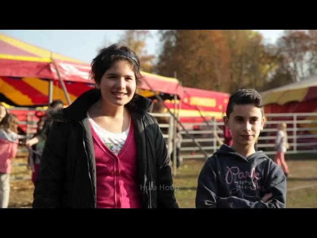 Video - CABUWAZI Beyond Borders - Zirkus mit Kindern und Jugendlichen aus geflüchteten Familien