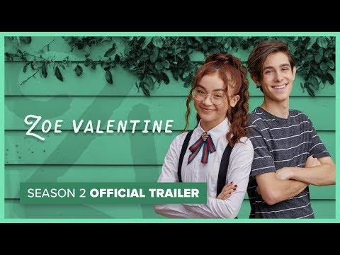 ZOE VALENTINE   Season 2   Official Trailer