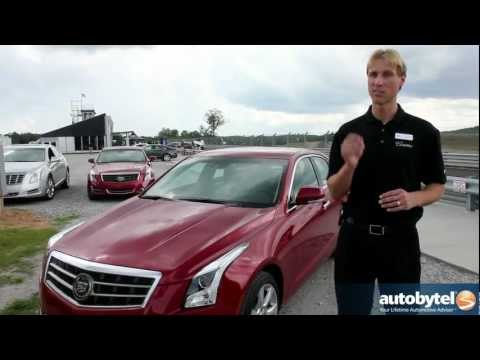 Cadillac ATS - Exterior Walkaround