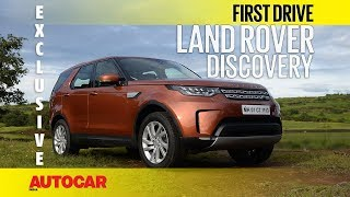 Land Rover Discovery | First Drive | Autocar India
