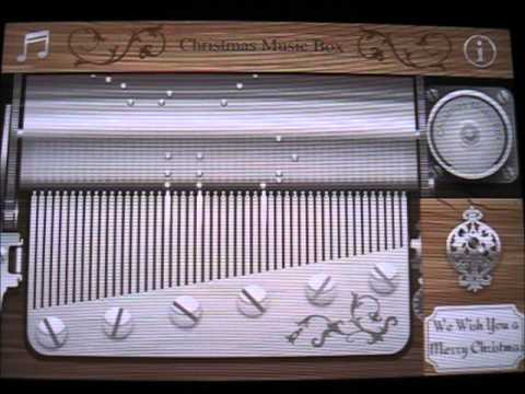 Video of Real Music Box