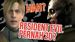 Video Hah? Resident Evil pernah 2D? MP3, 3GP, MP4, WEBM, AVI, FLV Maret 2019
