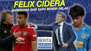 Download Video Felix Cidera Saat Debut 😨 Barcelona Target Sapu Bersih Gelar Juara 🔥 Berita Sepakbola MP3 3GP MP4