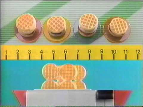 Eggo Minis Commercial