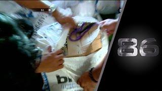 Video 86 Bawa Narkoba Dibungkus Ban dan Mentega, Bandar Narkoba Dibekuk di Pelabuhan MP3, 3GP, MP4, WEBM, AVI, FLV Agustus 2018