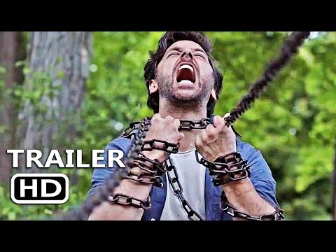 NO ESCAPE ROOM Official Trailer (2018) Paranormal Movie