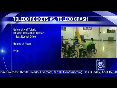 Toledo Rockets face off against Toledo Crash