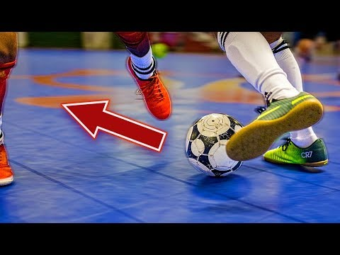 Most Humiliating Skills & Goals 2018 ● Futsal ● #3