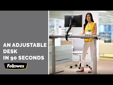 Fellowes Height Adjustable Desks