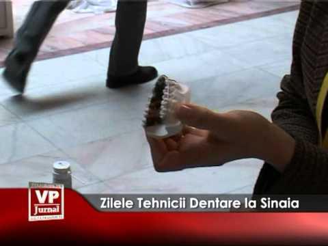 Zilele Tehnicii Dentare la Sinaia