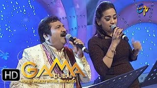 Video Vana Jallu Gilluthunte Song - Mano,Kalpana Performance in ETV GAMA Music Awards 2015- 6th March 2016 download in MP3, 3GP, MP4, WEBM, AVI, FLV January 2017