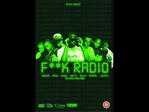 RISKY ROADZ PRESENTS F**K RADIO VOL 1 (FULL DVD) @RISKYROADZ