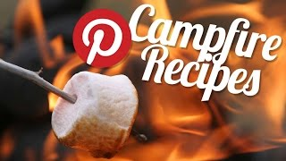 Pinterest Campfire Recipes TESTED! by The Domestic Geek