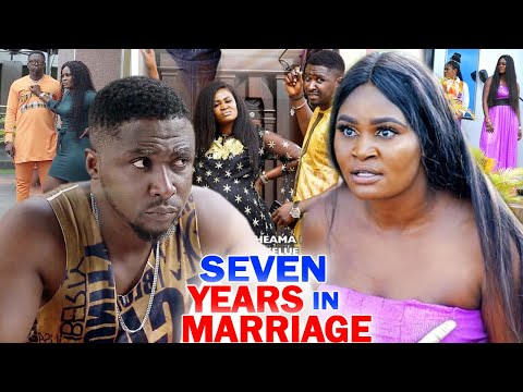 SEVEN YEARS IN MARRIAGE SEASON 1&2 - Chizzy Alichi 2020 Latest Nigerian Nollywood Movie Full HD