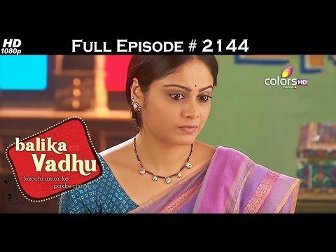 Balika-Vadhu--25th-March-2016--बालिका-वधु--Full-Episode-HD