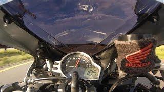 8. Top Speed 2008 Honda CBR1000RR