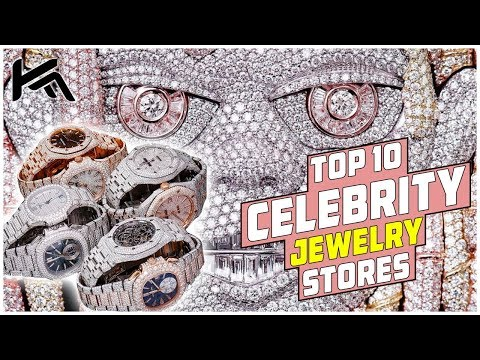 Top 10 Celebrity Jewelry Stores