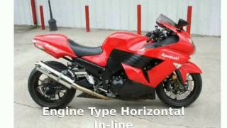 4. 2006 Kawasaki Ninja ZX-14 - Walkaround & Specification