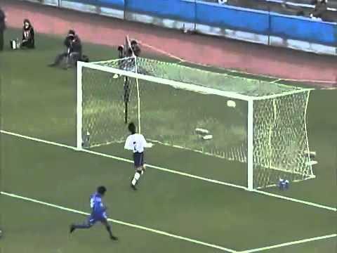 「[サッカー]『後ろ向きのボール、めっちゃトラップ』できる大迫勇也の元ネタ動画」のイメージ