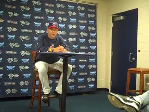 VIDEO: Terry Francona after 6-3 loss to Red Sox