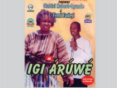 Femi Fadeyi- Igi Aruwe-Behind The Scenes/Credits