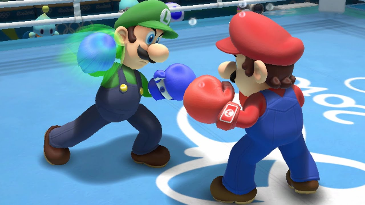 Mario and Sonic at the Rio 2016 Olympic Games – All Events (Wii U)