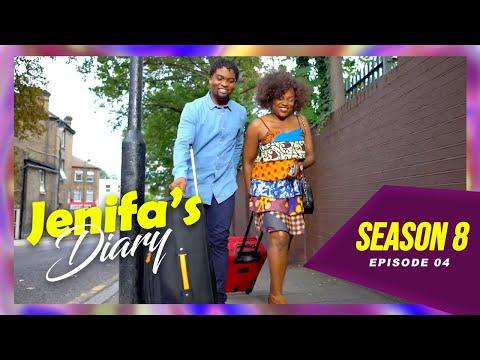 Jenifa's Diary S8EP4 - The Dream | ( JENIFA In LONDON)
