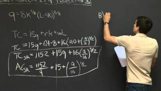 Problem Set 4, Problem #3 | MIT 14.01SC Principles Of Microeconomics