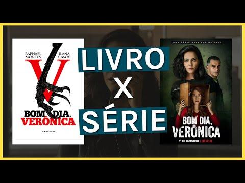BOM DIA, VERÔNICA: LIVRO X SÉRIE (SEM SPOILERS) | LEO ALVES