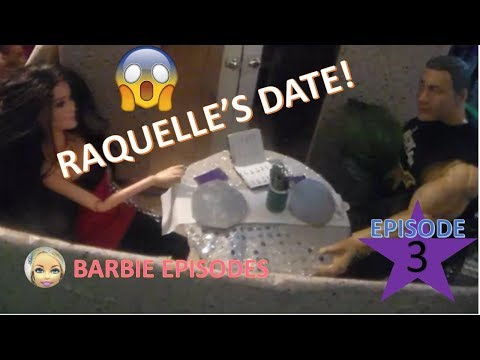 barbies date sister's Life Barbie Episodes season 1 episode 3-barbie party  barbie's date