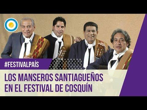 Festival Cosquín 2013 - 3º Luna - Los manseros santiagueños
