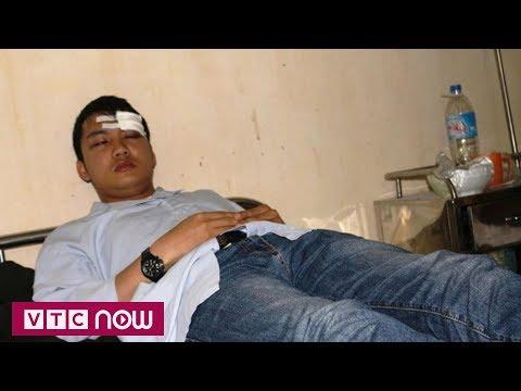 Bác sĩ bị hành hung, nguy cơ hỏng mũi | VTC1 - Thời lượng: 52 giây.