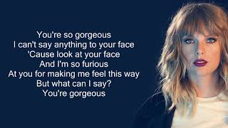 Video Taylor Swift - Gorgeous (Lyrics) download in MP3, 3GP, MP4, WEBM, AVI, FLV January 2017
